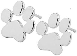 [해외]1st market 레이디스 피어스 고기 공 귀걸이 귀여운 한 쌍 실버 인기 / 1st Market Ladies Earrings Meat Ball Earrings Cute 1 Pair Silver Popular