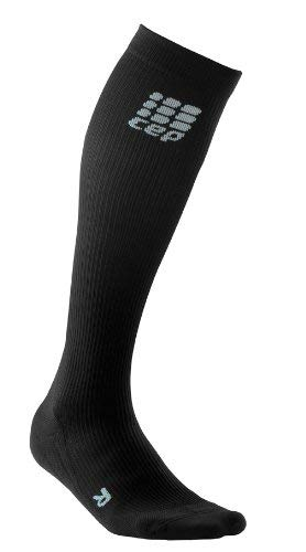 CEP Woman's Running Socks (IV 15.25-17 Inch, Black) by CEP Compression Socks (Image #3)