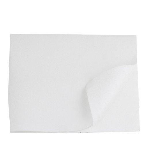 Amazon.com: eDealMax Blanca microfibra paño de limpieza de Lavado de toallas: Automotive