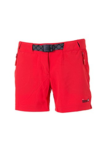 Rosso Donna Nagela Short Stretch Izas tqHIpqw