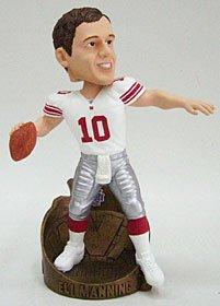 New York Giants Eli Manning Super Bowl 42 MVP Bobblehead