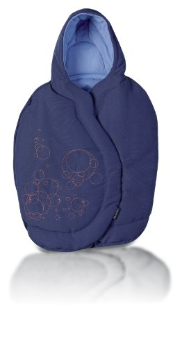 Maxi-Cosi Infant Car Seat Footmuff, Lapis Blue by Maxi-Cosi