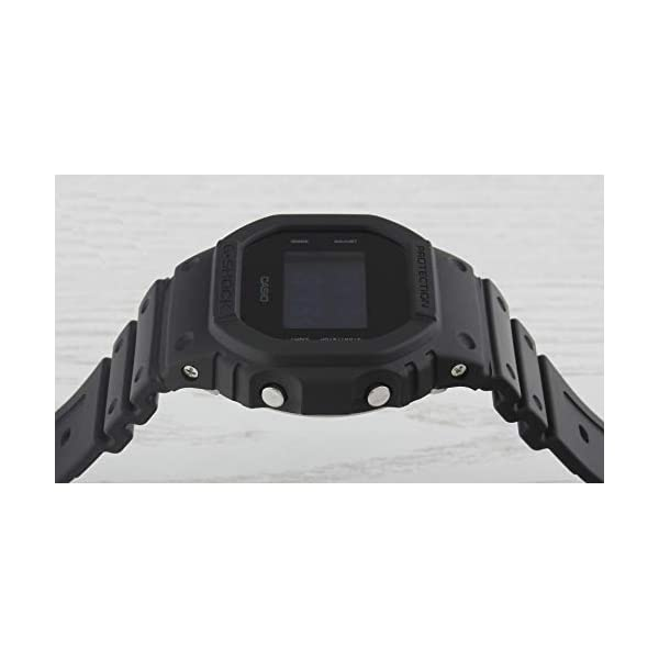 Casio Reloj de Pulsera DW-5600BB-1ER 5