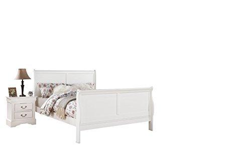 Acme Set Bedroom Set (ACME Furniture Louis Philippe III 24497EK Eastern King Bed, White)