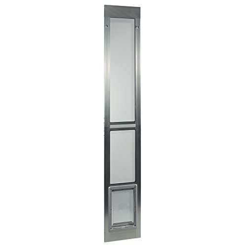 Ideal Pet Products Aluminum Modular Pet Patio Door Medium