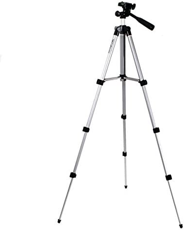 WT3110A 40 Inch Aluminum Tripod Stand for Camera DSLR Camcorder