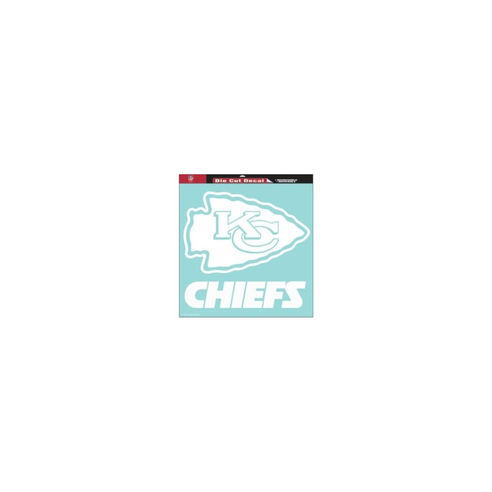 Kansas City Chiefs NFL Die Cut Decal