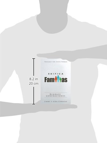 Edifica familias (Spanish Edition): Cornejo, Jimmy y Aida: 9789978396216: Amazon.com: Books