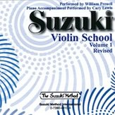 Suzuki Violin School Cd, Volume 1 (String - Violin (Suzuki), Revised Volume 1) pdf