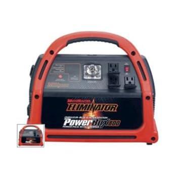 Amazon Com Motomaster Eliminator Powerbox 800 Inverter