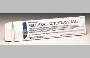 "Self-Seal Autoclave Bag 2 1/2"" x 1 1/2"" x 10 1/2"