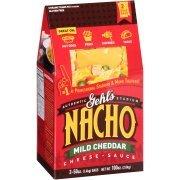 Gehl's Authentic Stadium Nacho Mild Cheddar Cheese Sauce, 50 oz, 2 (Cheddar Nacho Cheese Sauce)