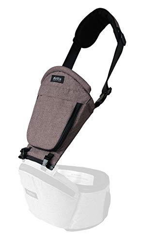 MiaMily Hipster Single Shoulder Accessory - New Stone Grey ()