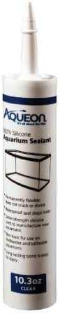 Aqeuon Aquarium Silicone Sealant