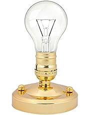 E27 fittingadapter E26 / E27 industriële sokkel / wandlamp vintage schroeffitting voor hanglamp