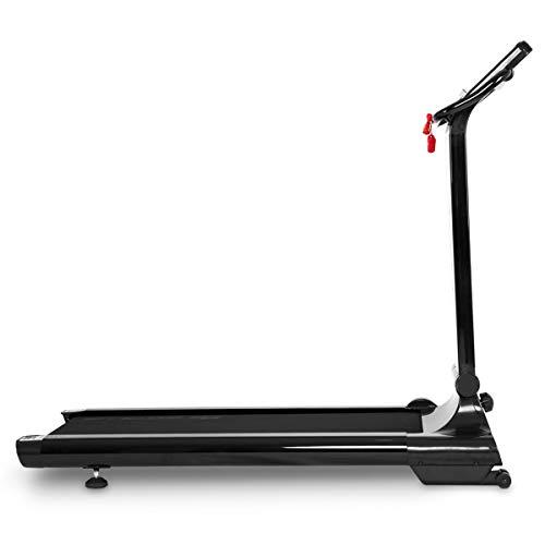 Goplus 1.5HP Electric Folding Treadmill Portable Motorized Running Machine Home Gym Cardio Fitness w/App (Black) by Goplus (Image #5)