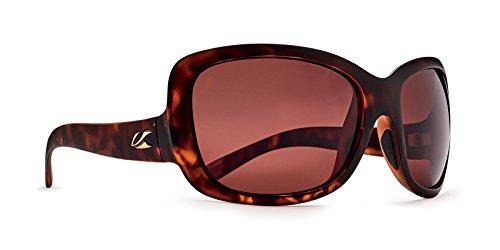 Kaenon Avila Sunglasses - Select Frame & Lens (Matte Tortoise, Copper Polarized)