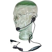 New Klein Razor Lightweight Headset for Motorola Radio