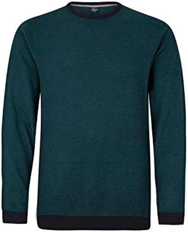 S. Oliver Big Size męski sweter: s.Oliver Men Big Sizes: Odzież