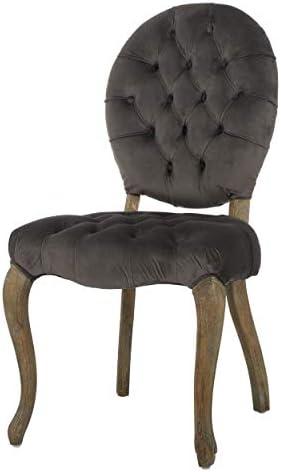 Christopher Knight Home Marianne Velvet Dining Chair