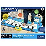 (Merchsource Discovery Kids Play Piano Build-in Song Dance Mat)