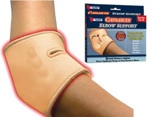 Elbow Support with Capsaicin