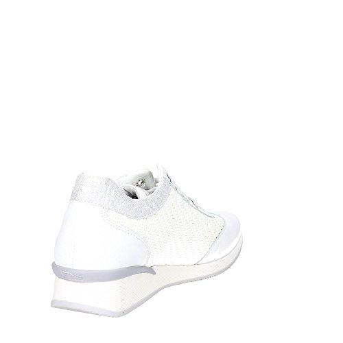 Sneakers 5212 Little Keys Bianco Donna EPqxUx4aw