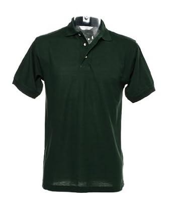 KUSTOM KIT - Polo - para Hombre Verde Verde Botella XS: Amazon.es ...