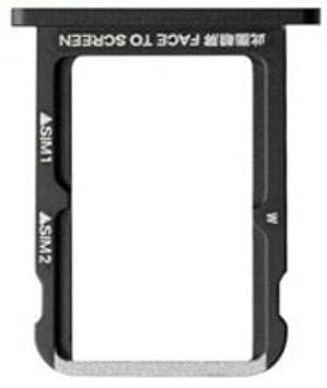 Desconocido Bandeja SIM para Xiaomi Mi A2 / 6X Color Negro ...