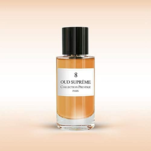 Perfume de colección privada N° 8 Oud Supreme | Ispahan – Genérico de alta gama, agua de perfume – Fabricado en Francia: Amazon.es: Belleza