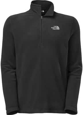 The North Face Pullover 100 Glacier 1//4 Zip Fleece Forro Polar-Mujer