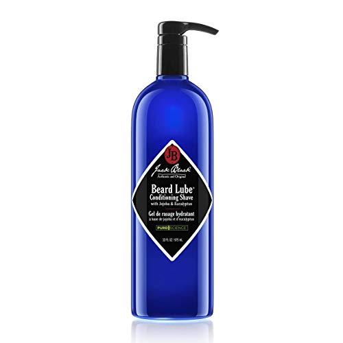 Jack Black Beard Lube Conditioning Shave, 33 fl. oz. (Lube Shave Beard Conditioning)