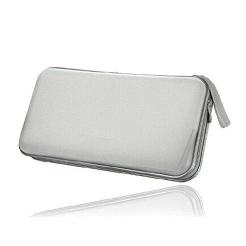 80 Capacity CD/DVD Case Wallet, Storage,Holder,Booklet by Rekukos
