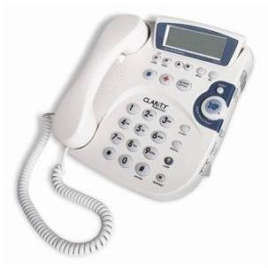 Clarity Professional Corded Desktop Phone with Digital Cl...