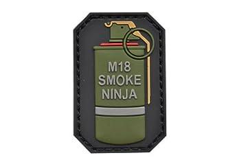 M1.8. granadas de humo bombas de humo velcro parche parche ...