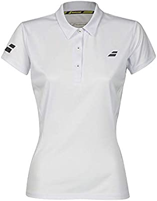 Babolat Mujeres Core Club Polo L: Amazon.es: Deportes y aire libre