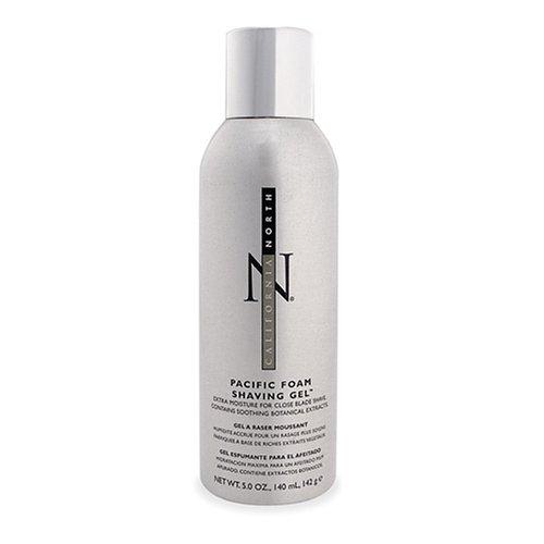 California North Pacific Foam Shaving Gel 5.3 oz. Alum Bottle