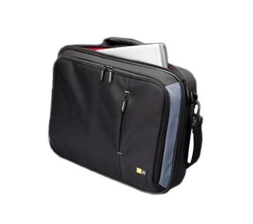 Case Logic PTCSLGVNC218  VNC-218 18-Inch Laptop Briefcase (Black)