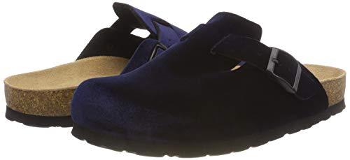 Femme Rohde Pantoufles Bleu Alba océan 56 88xR6qw