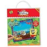Fun Squarepants Pocket Spongebob - Colorforms Fun Pockets Spongebob Squarepants