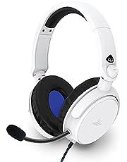 4Gamers PRO4-50s Officieel gelicentieerde Stereo Gaming Headset voor PS4- Wit