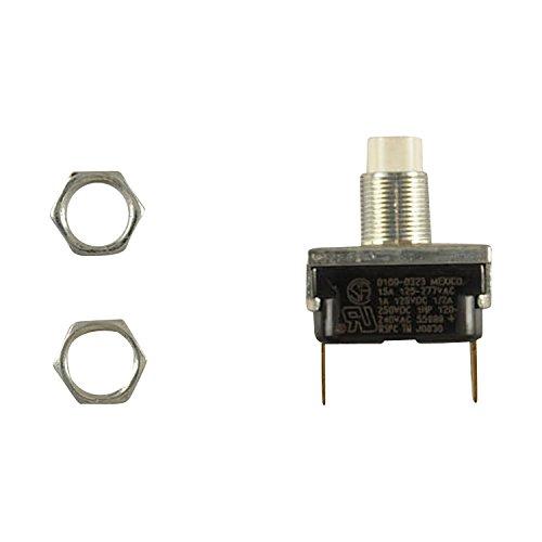 Speed Queen 55882 Dryer Push-to-Start Switch Genuine Original Equipment Manufacturer (OEM) Part
