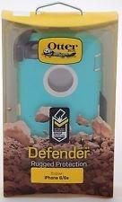 otterbox-defender-series-case-holster-for-apple-iphone-6-6s-ocean-mist-light-teal-white