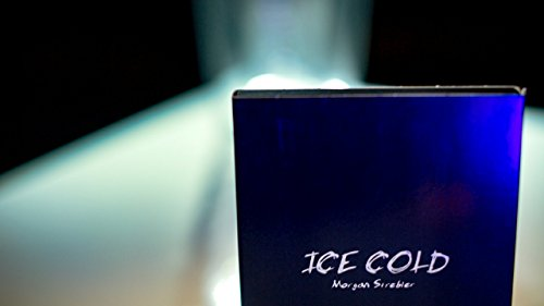Ice Cold: Propless Mentalism (2 DVD Set) Limited Edition by Morgan Strebler and SansMinds - DVD by SansMinds Productionz by SansMinds Productionz (Image #1)