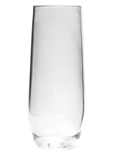 Plastic Champagne Stemless Flutes Glasses product image