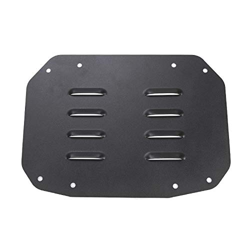 - Styling Mouldings for Jeep Wrangler JL 2018 Car Tailgate Exhaust Air Outlet Intake Vent Decoration Cover Car Styling