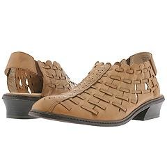 Price comparison product image Annie Women's Lexi Low Heel Shoes, Luggage Leather, 8 WW