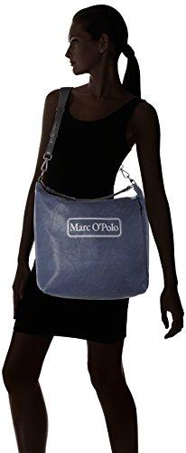 Marc OPolo Retro One, Borse a spalla Donna Blu (Blue)