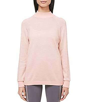 Lululemon Soft Shine Sweater - MITP/ANSL (Misty Pink