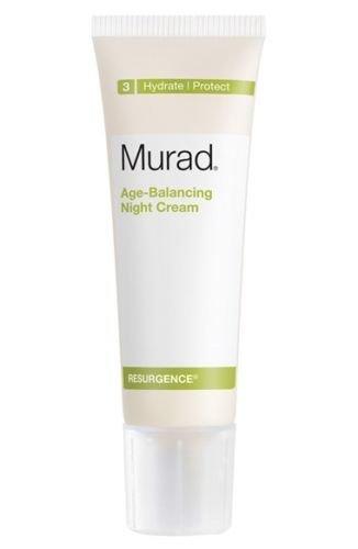 Murad Resurgence Age Balancing Night Cream 1.7oz/50ml Beauty Skincare